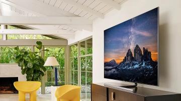 Samsung televisie