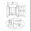 spectraljust-rackstvstandaardtv600sp-kgtekening1